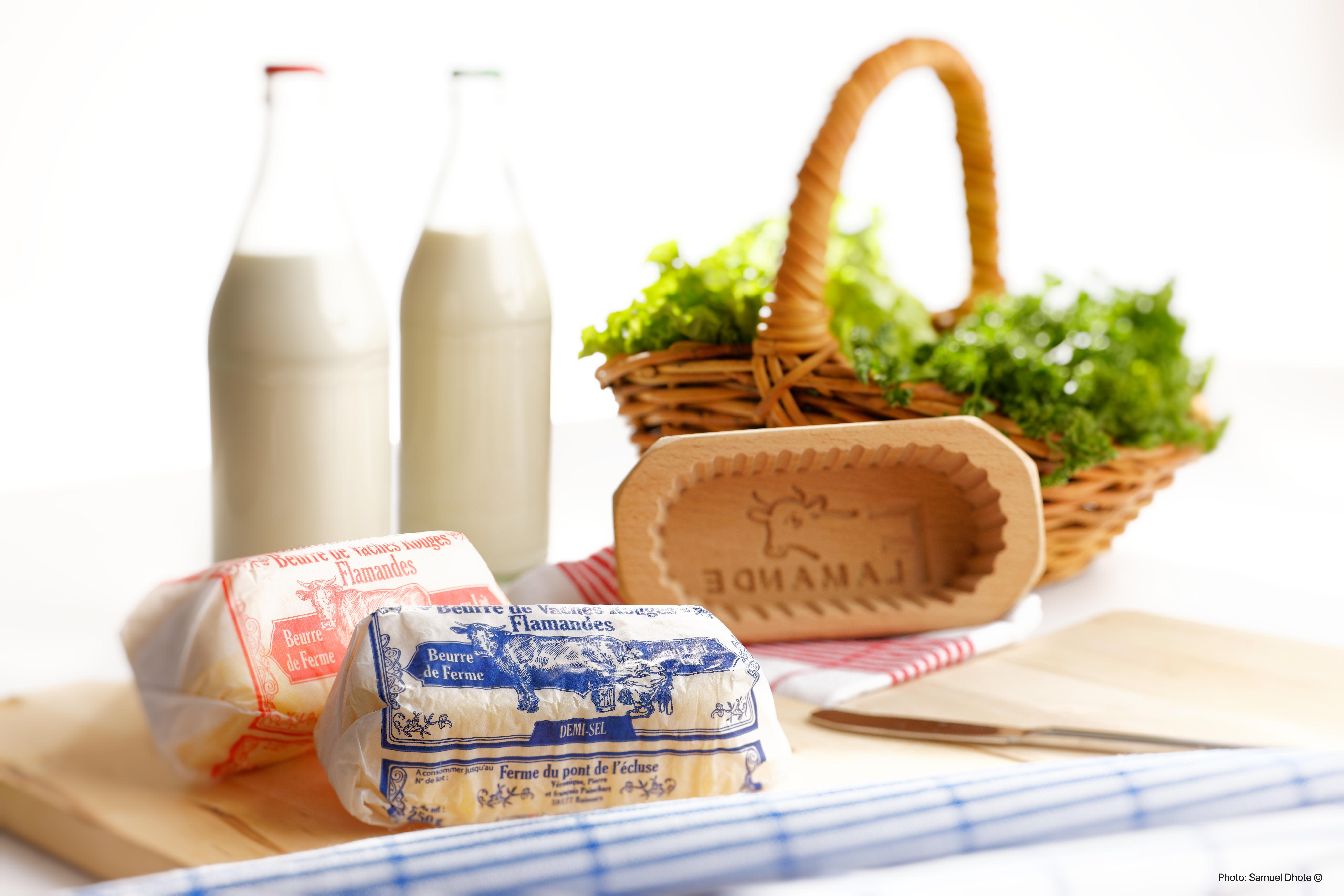 Beurre de Flamande